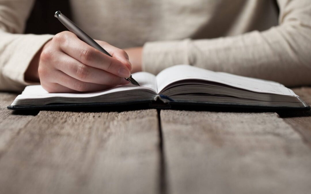 The habit of writing (for clarity)